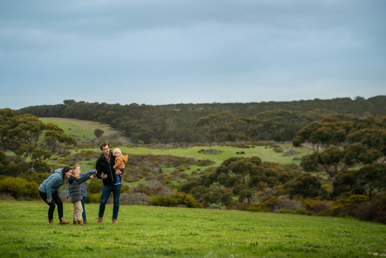 Oceanview Eco Villas, Kangaroo Island Family Exploring