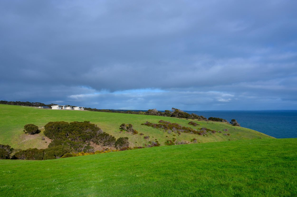 Oceanview Eco Villas, Kangaroo Island Green Fields